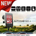 AutoDAB Go +│Universal Plug & Play Digital Radio Reciever│Touch Screen│Portable