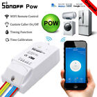 Sonoff 10A WiFi Wireless Smart Swtich Module Basic Consumption Measurement