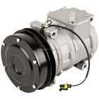 AC Compressor & A/C Clutch For John Deere All Models 1985 - 2008