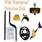 Gold Digger Metal Detector Deep Sensitive Light Hunter  LCD Display Ergonomic