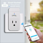 Smart Plug, SM01 Wi-Fi Wireless Power Socket Outlet With Energy Monitoring,
