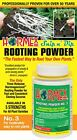 Hormex Plant Rooting Powder #3 - Clone Moderately Easy to Root Plants - 3/4oz
