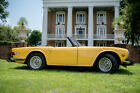 1972 Triumph TR-6  *NO RESERVE*  Classic TR-6 convertible - one owner for the last 16 years