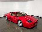 1995 Ferrari 512 M  1995 Ferrari 512M Red / Tan #4 of 75 FNA Press Car