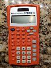 Texas Instruments TI-30X IIS Calculator W/Cover