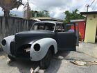 1940 Lincoln MKZ/Zephyr Sedan 1940 Lincoln Zephyr Project Antique