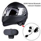 Bluetooth A2DP Motorbike Helmet Stereo Headset MFB 800M Transmission EU Plug OB1