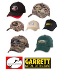 New Garrett Metal Detector Caps Great For Detecting- Pick Your New Style Hat