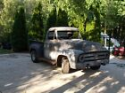 1955 Ford F-100  1955 FORD F-100 PICKUP