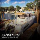 2017 Jeanneau NC 855 Sport Used