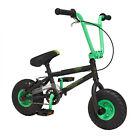 """10"""" MINI BMX Genesis Transit Green Built To Take Some Serious Abuse Bike Bicycle"""
