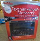 NEW FRANKLIN DBE-1500 MERRIAM-WEBSTER SPANISH-ENGLISH DICTIONARY