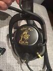 "Killer B II Optima Metal Detector Headphoneswith 1/4"" Angled Plug"
