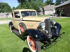 1933 Chevrolet Captiva Sport  1933 Chevrolet Five Window Coupe Master Eagle