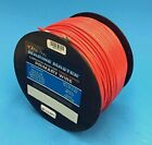 DEKA 14AWG RED Marine Tinned Copper Boat Stranded Wire 100 Feet Made in USA