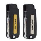 BBTank BB Tank Variable Voltage Key Fob Battery 510 thread Builtin Usb Charer TY