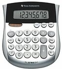 Texas Instruments TI-1795 SV Mini-Desktop Calculator 17311-02