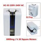 Blue EU Plug Negative Ion Generator Ionic Air Purifier Remove Formaldehyde IUS