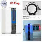 Blue US Plug Negative Ion Generator Ionic Air Purifier Remove Formaldehyde IUS
