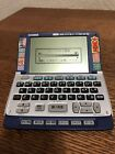Casio XD-S5000 China Dictionary Notebook Keyboard Spelling Device Translator