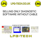 STAG 400  DIAGNOSTIC  SOFTWARE  FOR INTERFACE LPG