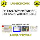 STAG QBOX BASIC PLUS, STAG QNEXT Plus,   DIAGNOSTIC  SOFTWARE  FOR INTERFACE LPG