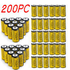 200Pcs CR123A 1800mAh 3.7V 16340 Rechargeable Lithium Batteries for Arlo Cameras