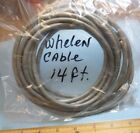 14 FEET Whelen STROBE LIGHT SHIELDED WIRE 16 Gauge, 3 Wire with Ground