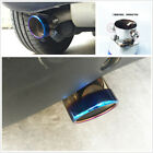 Compact Exhaust Muffler Pipe Tip Stainless Steel For Benz Smart Fortwo Forfour