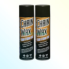 Maxima Racing Oils 74920-2PK Chain Wax 27. Fluid_Ounces 27 fl. oz (Pack of 2)