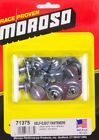 Moroso Quick Release Fastener Slotted Flush Head 0.550 in 10 pc P/N 71375