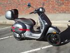 BRAND NEW CUSTOM 2018 VESPA GTS SUPERSPORT 300