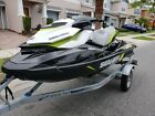 2016 Sea-Doo GTI SE130 HP with Trailer Low Hours only 36