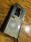 Microcassette Recorder Voice Activated System Sanyo Model M5490 Needs Work
