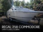 1996 Regal 258 commodore Used