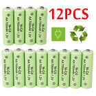 12PC AA Rechargeable 1.2v Batteries Ni-Cd 700mAh Fits US Outdoor Torch