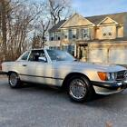 1988 Mercedes-Benz 500-Series  1988 Mercedes 560sl Beautiful Color Combo 80K Miles 2 Tops Service Logs Filled