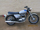 1977 Triumph Bonneville  1977 Triumph Bonneville Silver Jubilee -One of a Thousand ready to ride in style