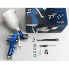 DeVILBISS TT Paint Spray Gun with Cups for All Auto Paint ,Topcoat and Touch-Up