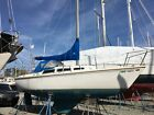 Catalina 27 - Fresh Upholstery - Stored on Chesapeake - 1972