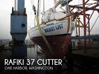 1977 Rafiki 37 Cutter Used