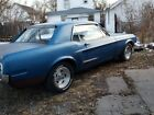 1968 Ford Mustang Coupe 1968 Ford Mustang Coupe