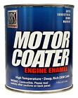KBS Coatings 60325 Chrysler Blue Motor Coater Engine Paint - 1 Pint