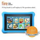 Amazon Kindle Fire 7 Blue Kids Proof Children Edition Tablet 16 GB