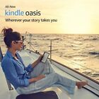 """All New Amazon Kindle Oasis E-reader 7"""" Waterproof Audible 32GB Wi-Fi"""