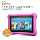 Amazon Kindle Fire 7 Pink Kids Proof Children's Edition 16 GB