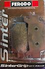 HONDA TRX500 ATV BRAKE PADS FDB2195 FA.410 TRX 500 FORETRAX FOREMAN RUBICON QUAD