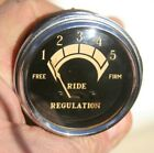 1932 32 Cadillac Ride Regulator Regulation Vintage Gauge