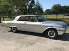 1962 Ford Galaxie  1962 Ford Galaxie 390 Engine With 4 Speed  Must See Car !!