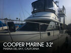 1989 Cooper Marine Prowler 320 Used